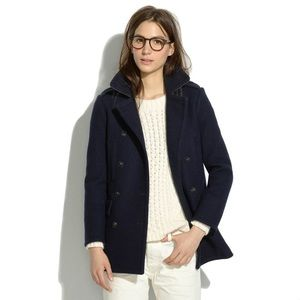 J.Crew Wool Coat Double Breasted